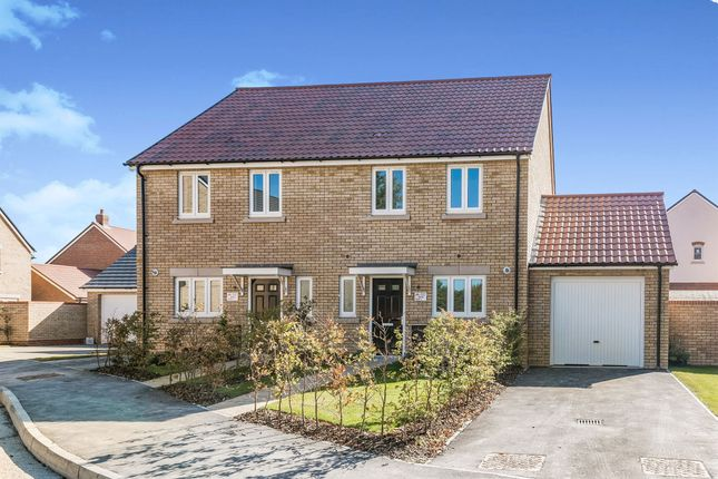 Thumbnail Semi-detached house for sale in Milton Hill, Milton, Abingdon