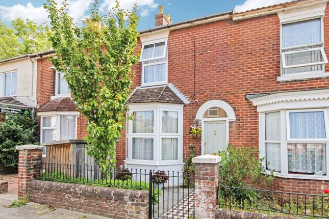Thumbnail Terraced house for sale in Cambridge Road, Southampton