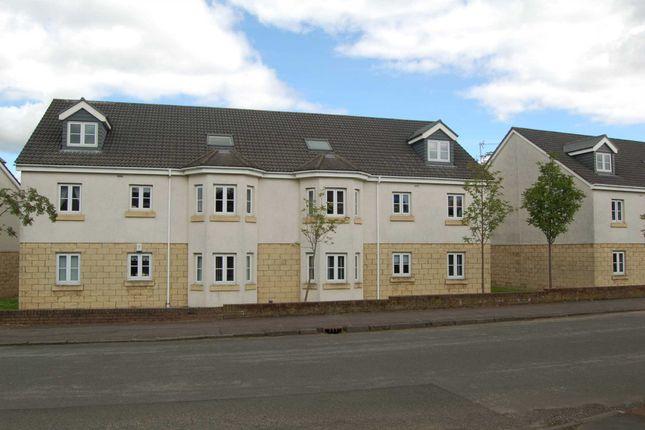Thumbnail Flat to rent in Barclay Drive, Elderslie, Johnstone
