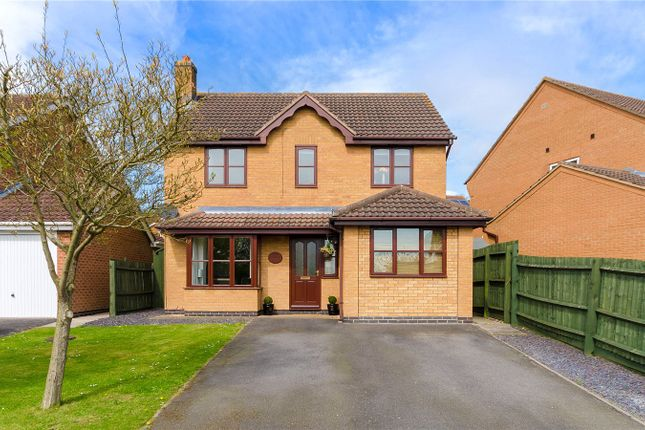 5 bed detached house for sale in Malvern Drive, Gonerby Hill Foot, Grantham