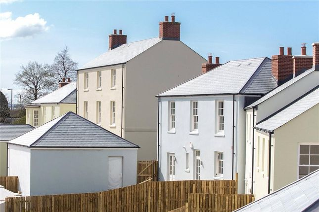 Thumbnail End terrace house for sale in Krug Toll, Truro