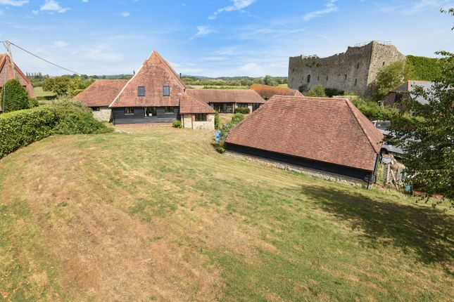 Thumbnail Barn conversion for sale in Amberley Castle Lane, Amberley