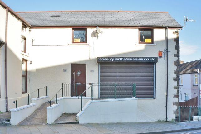 Thumbnail Semi-detached house to rent in Herbert Street, Pontardawe, Swansea.