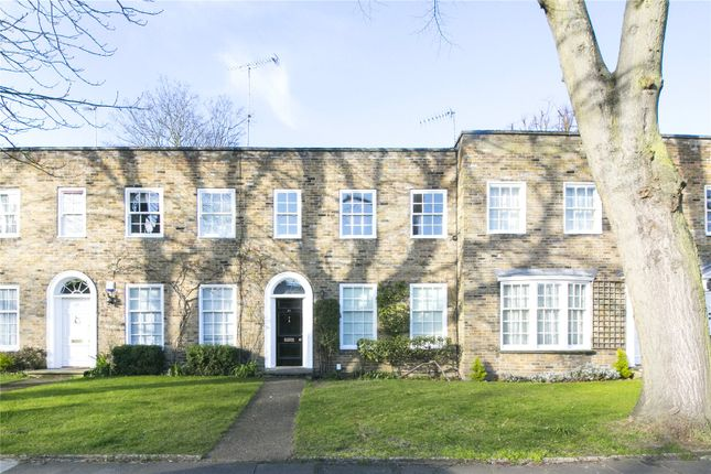 Thumbnail Terraced house to rent in St Mary's Grove, London