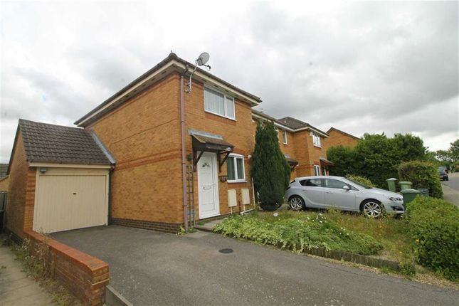 Semi-detached house to rent in Underwood Place, Oldbrook, Milton Keynes