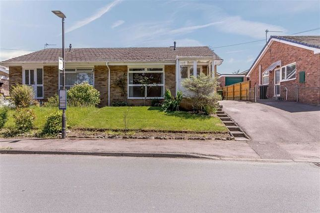 Thumbnail Bungalow for sale in Wyebank Road, Tutshill, Chepstow