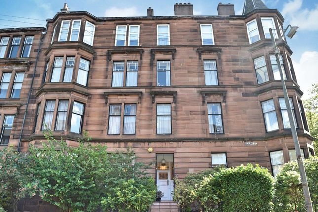 4 bed flat for sale in Falkland Street, Glasgow