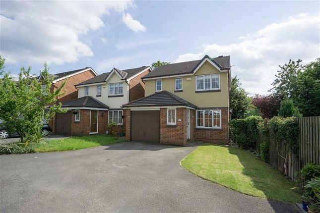 Thumbnail Detached house for sale in Farleigh Close, Westhoughton, Bolton
