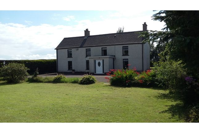 Thumbnail Detached house for sale in Ballycregagh Road, Ballymena