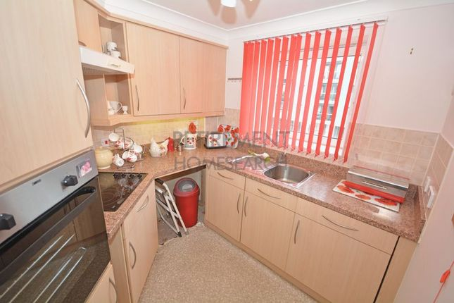 Kitchen of Wesley Court, Plymouth PL1