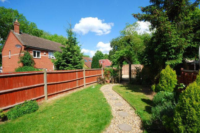 Thumbnail Property to rent in Woodside Lane, Woodside Park, London