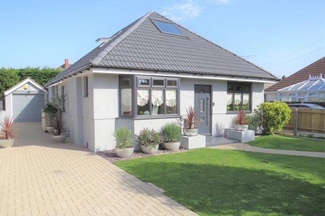 Thumbnail Bungalow for sale in Lombard Avenue, Southbourne, Bournemouth