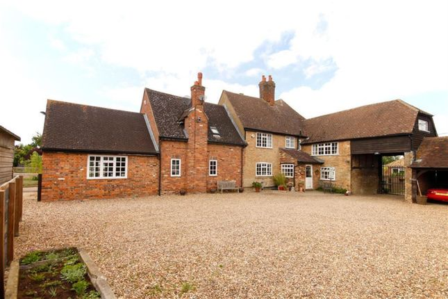 Thumbnail Detached house for sale in The Chequers, Moor End, Eaton Bray, Dunstable