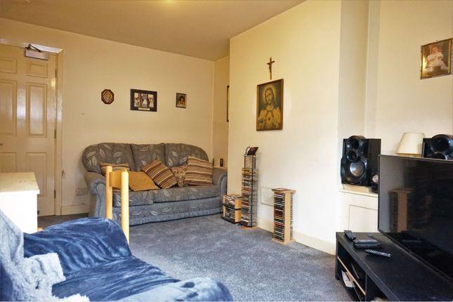 Living Room of 25 West End Road, Morecambe LA4