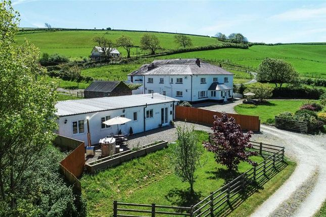 5 bed farm for sale in Llanybri, Carmarthen SA33