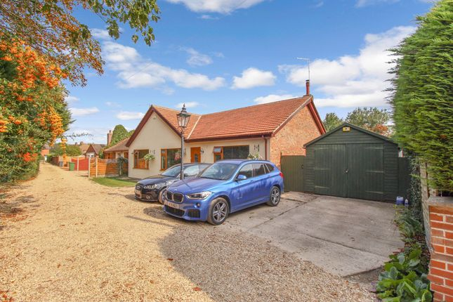 4 bed detached bungalow for sale in Westbourne Drive, Glinton, Peterborough PE6