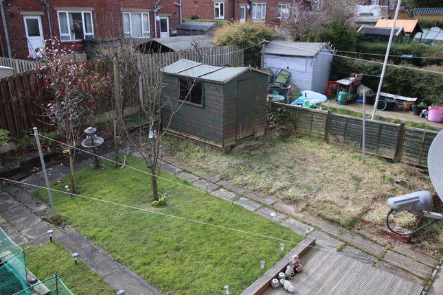 Rear Garden of Hodgkinson Avenue, Penistone, Sheffield S36
