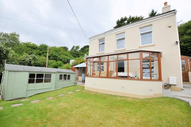 Thumbnail Semi-detached house for sale in Edgcombe Close, Calstock Road, Gunnislake