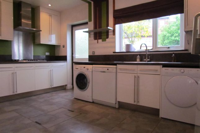 Thumbnail End terrace house to rent in Edward Road, Chadwell Heath, Romford