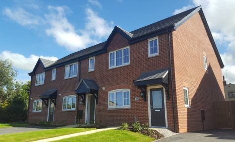 3 bed town house for sale in Ribblesdale Drive, Forton, Lancashire
