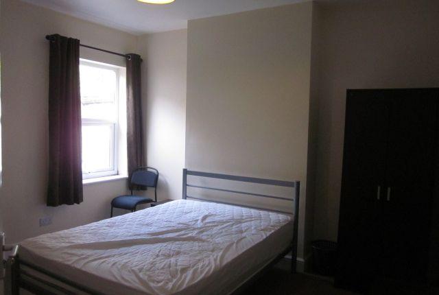 Master Bedroom of Manchester St, Derby DE22