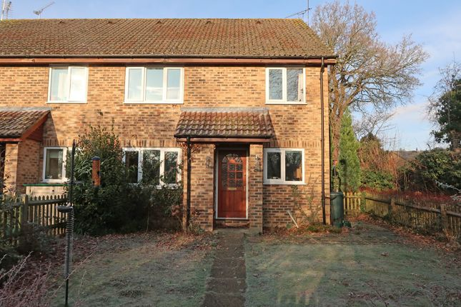 Thumbnail End terrace house to rent in Bow Field, Hook