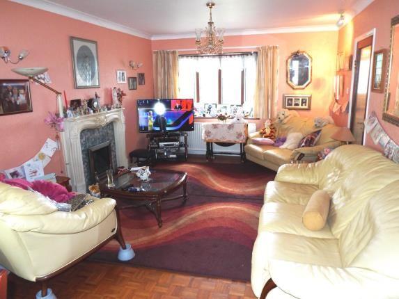 Lounge of Norheads Lane, Biggin Hill, Westerham TN16