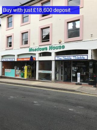 Thumbnail Retail premises for sale in Well Street, Buckingham