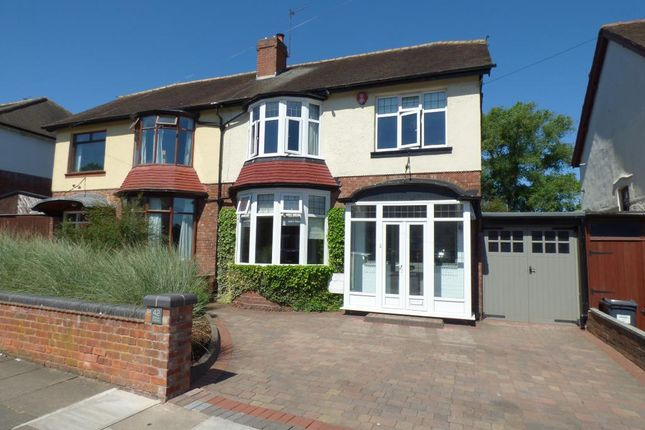 Thumbnail Semi-detached house for sale in Willow Avenue, Edgbaston, Birmingham