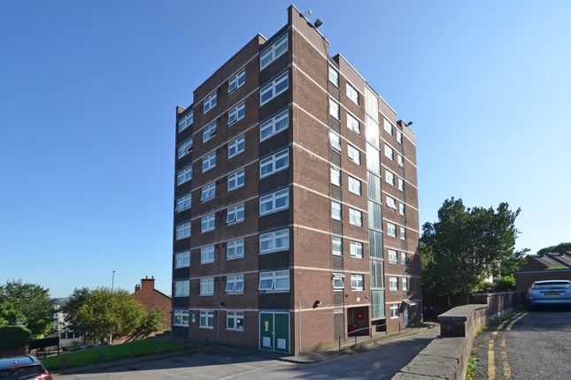 Thumbnail Flat to rent in Honeywall House, Stoke On Trent, Staffordshire