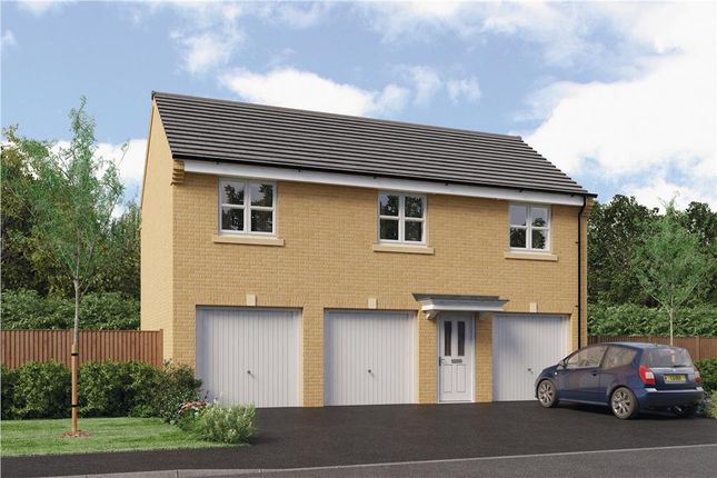 "Thumbnail Duplex for sale in ""Twain"" at Rykneld Road, Littleover, Derby"