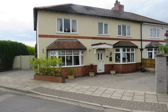 Thumbnail Semi-detached house for sale in Titchfield Avenue, Mansfield Woodhouse, Mansfield