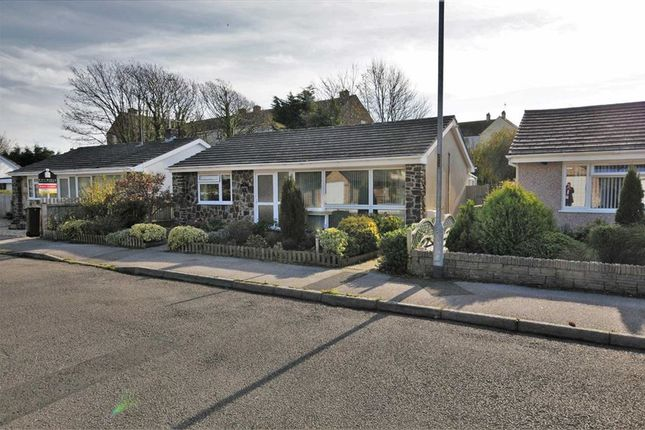 Thumbnail Detached bungalow for sale in Brook Drive, Bude, Cornwall