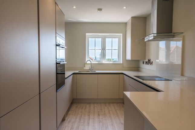 Thumbnail Semi-detached house for sale in Plot 103 The Fold, Home Farm, Exeter