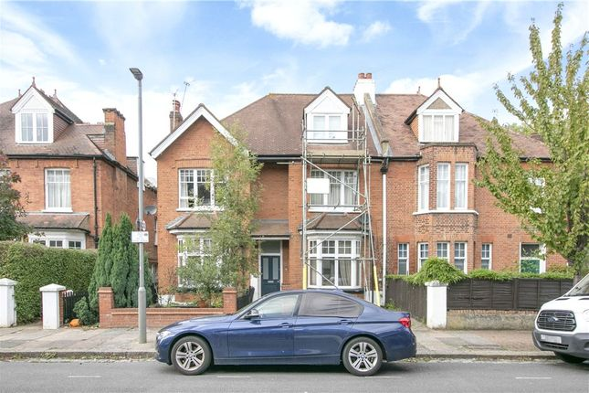Thumbnail Flat to rent in Rusholme Road, Putney