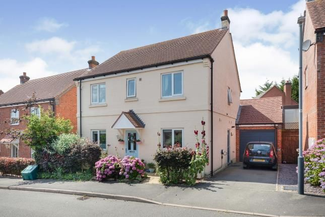 4 bed detached house for sale in Wharrad Close, Bidford On Avon, Bidford-On-Avon, Alcester B50