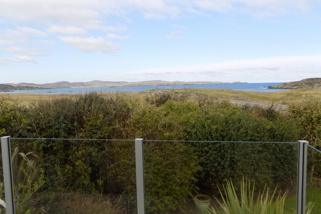 Balcony View of Valasay, Bernera, Isle Of Lewis HS2