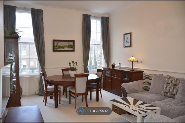 Thumbnail Flat to rent in Mennie House, London