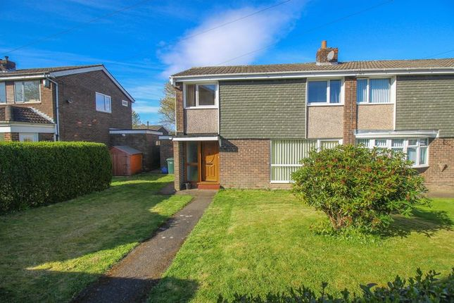 Thumbnail Semi-detached house to rent in Mingarry, Birtley, Chester Le Street