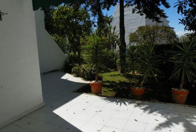Terrace And Communal Garden
