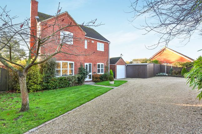 Thumbnail Detached house for sale in The Sycamores, Dereham