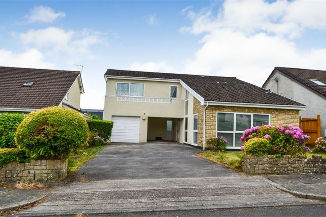 Thumbnail Detached house for sale in Parkfields, Pen-Y-Fai, Bridgend, Mid Glamorgan