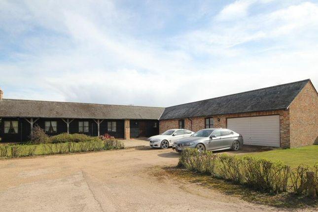 Thumbnail Barn conversion for sale in Haddenham, Ely