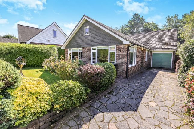 Thumbnail Detached bungalow for sale in Ridgeway, East Grinstead