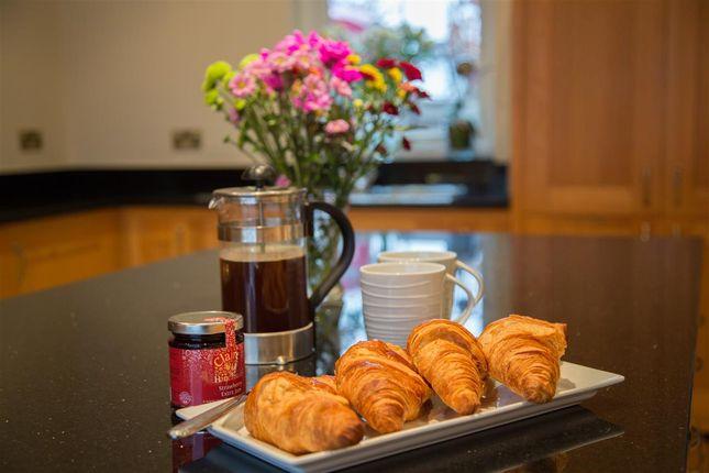 Relax Over Breakfast
