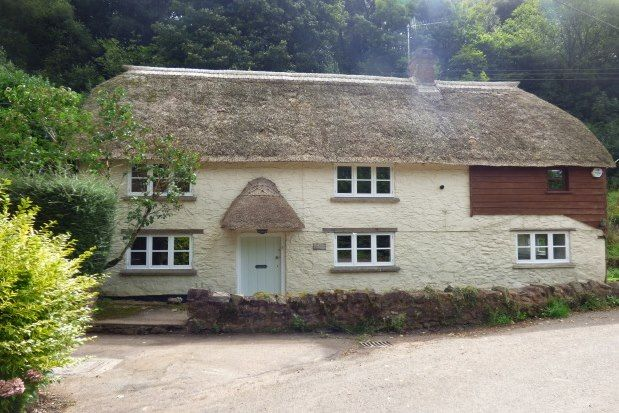 Thumbnail Cottage to rent in Triscombe, Taunton
