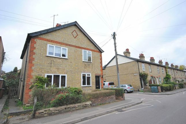 Thumbnail Detached house to rent in Southmill Road, Bishop's Stortford