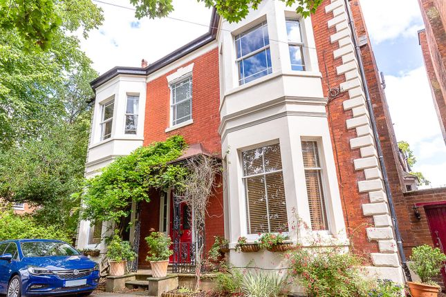 Thumbnail Flat for sale in St. Marys Road, Leamington Spa, Warwickshire