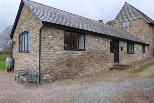 Thumbnail Cottage to rent in Stable End, Rowlestone, Herefordshire