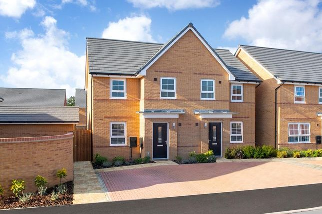 """Thumbnail Semi-detached house for sale in """"Palmerston"""" at Aqua Drive, Hampton Water"""